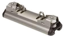 BARTON Traveller mit Doppelrolle für Schiene Gr.2