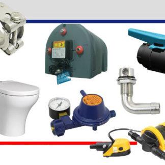 sanitäre Ausstattung